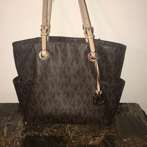 A Michael Kors bag